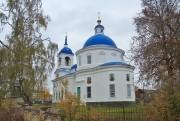 Церковь Троицы Живоначальной - Архангельское - Шатковский район - Нижегородская область