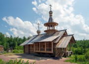 Церковь Серафима Саровского - Чаща - Гатчинский район, г. Гатчина - Ленинградская область