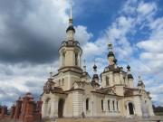 Церковь Николая Чудотворца - Нелжа - Рамонский район - Воронежская область