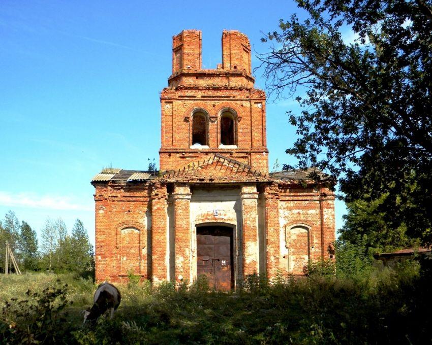 Церковь Владимирской иконы Божией Матери, Карачун