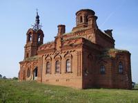 Церковь Параскевы Пятницы - Хвощеватка - Рамонский район - Воронежская область