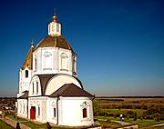 Церковь Богоявления Господня - Терновое - Семилукский район - Воронежская область