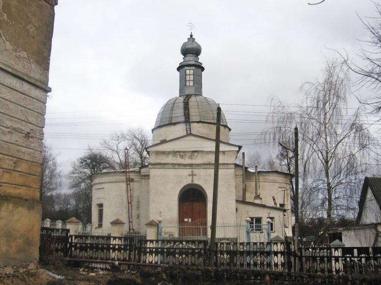 Церковь Василия Великого, Брасово