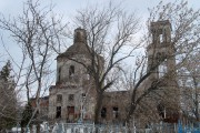 Церковь Богоявления Господня - Губарёво - Семилукский район - Воронежская область
