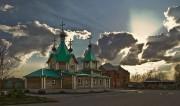 Московская область, Воскресенский район, Воскресенск, Церковь Сергия Радонежского в Лопатинском