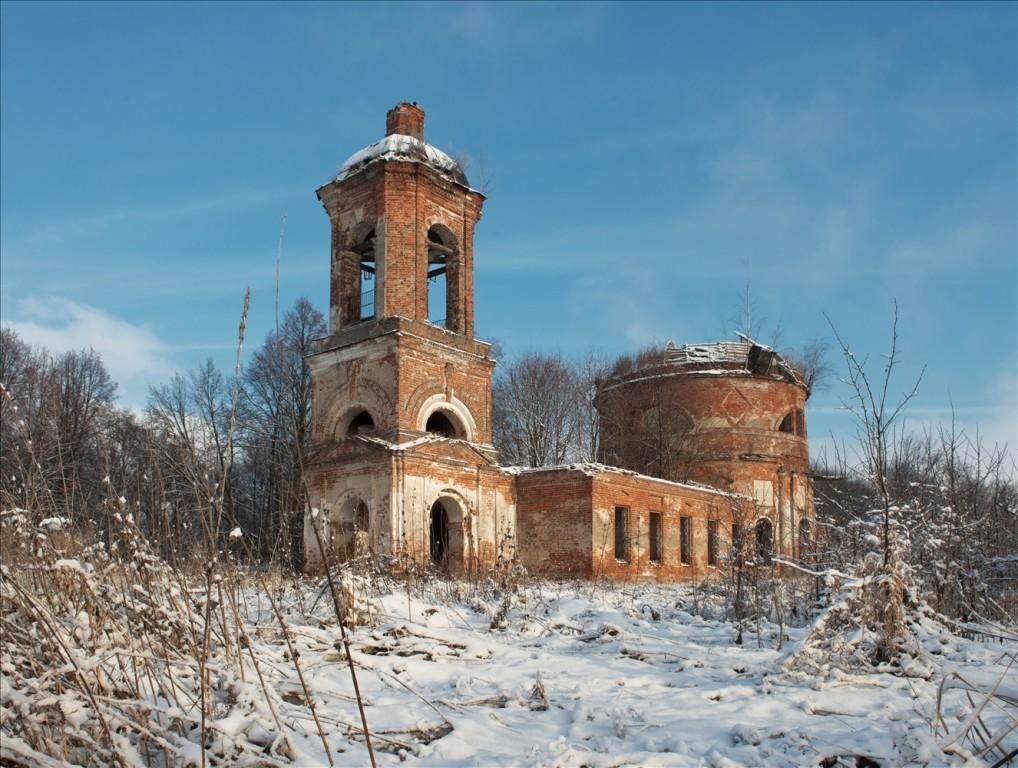Церковь Корсунской иконы Божией Матери, Дегтево