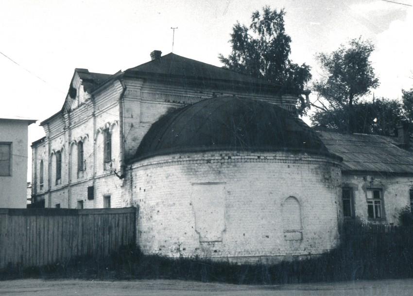 Церковь Александра Невского, Судогда