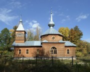 Церковь Андрея Первозванного - Андреево - Судогодский район и г. Радужный - Владимирская область