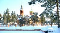 Церковь Спаса Преображения - Муравленко - Пуровский район - Ямало-Ненецкий автономный округ