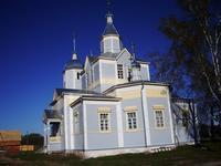Церковь Троицы Живоначальной - Китово - Касимовский район - Рязанская область