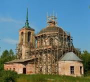 Церковь Николая Чудотворца - Воронцово - Кимрский район - Тверская область