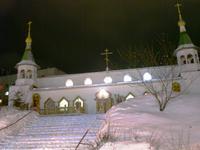 Церковь Николая Чудотворца - Холмск - г. Холмск - Сахалинская область