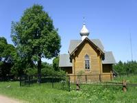 Неизвестная церковь - Кленино - Маловишерский район - Новгородская область