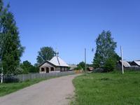 Неизвестная церковь - Дворищи - Маловишерский район - Новгородская область