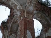 Церковь Казанской иконы Божией Матери - Русские Новики - Валдайский район - Новгородская область
