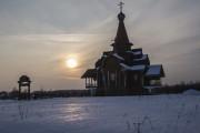 Церковь Германа и Нила Столобенских - Сосницы (Сосница) - Осташковский район - Тверская область