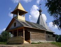Церковь Илии Пророка - Бологово (Сережино) - Андреапольский район - Тверская область