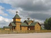 Церковь Серафима Саровского - Лоухи - Лоухский район - Республика Карелия