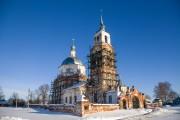 Мосейцево. Сергия Радонежского, церковь