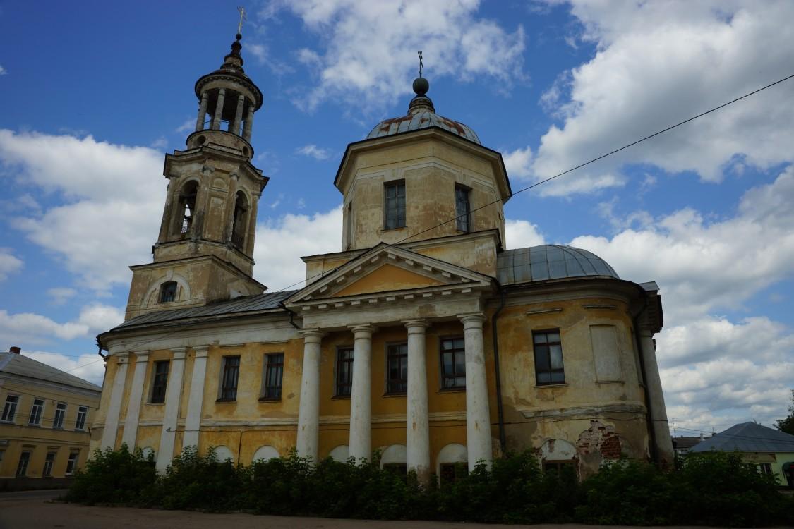 Церковь Климента Папы Римского, Торжок