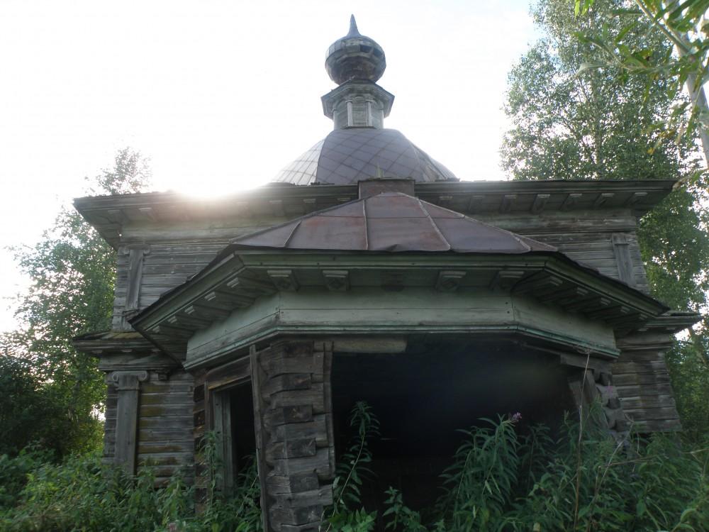 Церковь Вознесения Господня, Тордокса