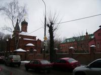 Домовая церковь Елисаветы Феодоровны - Москва - Северный административный округ (САО) - г. Москва
