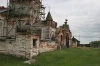 Церковь Сергия Радонежского - Мосейцево - Ростовский район - Ярославская область