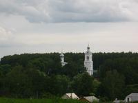 Церковь Покрова Пресвятой Богородицы - Воскресенки - Ступинский район - Московская область