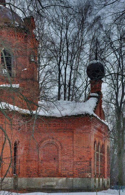 Церковь Рождества Пресвятой Богородицы, Старое
