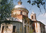 Церковь Покрова Пресвятой Богородицы - Хонятино - Ступинский район - Московская область