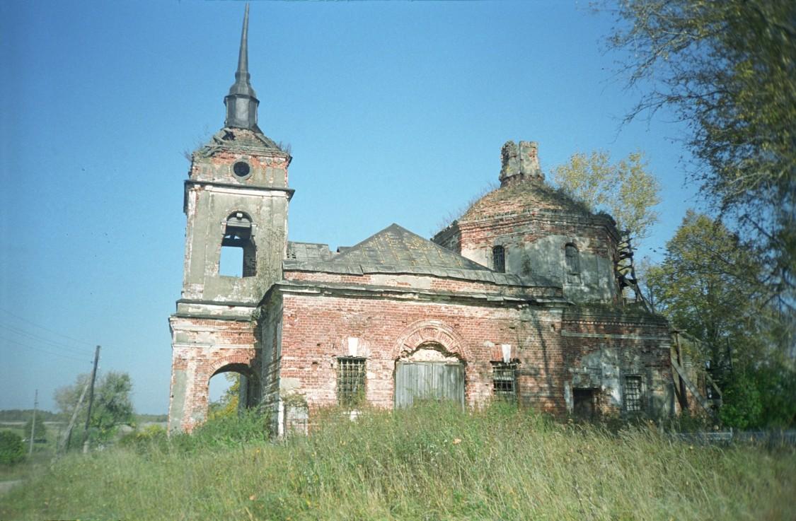 Церковь Казанской иконы Божией Матери, Котельниково