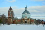 Богослово. Казанской  иконы Божией Матери, церковь