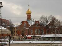 Ковров. Феодоровской иконы Божией Матери, церковь