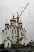 Кафедральный собор Троицы Живоначальной - Магадан - г. Магадан - Магаданская область