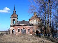 Церковь Казанской иконы Божией Матери - Котельниково - Калининский район - Тверская область