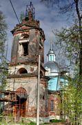Церковь Казанской  иконы Божией Матери - Богослово - Щёлковский район - Московская область