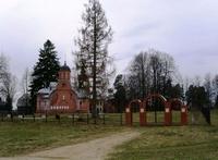 Церковь Георгия Победоносца - Семёновское (Семёновского с/о) - Можайский район - Московская область