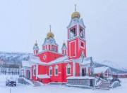 Кировск. Спаса Нерукотворного Образа, церковь
