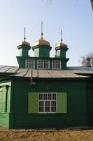 Церковь Спаса Преображения - Клинцы - г. Клинцы - Брянская область