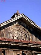 Церковь Тихвинской иконы Божией Матери - Саминский Погост - Вытегорский район - Вологодская область