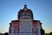 Церковь Димитрия Солунского - Зачачье - Холмогорский район - Архангельская область