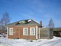Церковь Димитрия Солунского - Ломоносово - Холмогорский район - Архангельская область