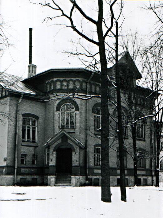 Домовая церковь Димитрия Солунского и Марии Египетской при бывшем приюте М.А. Дрожжиной, Санкт-Петербург