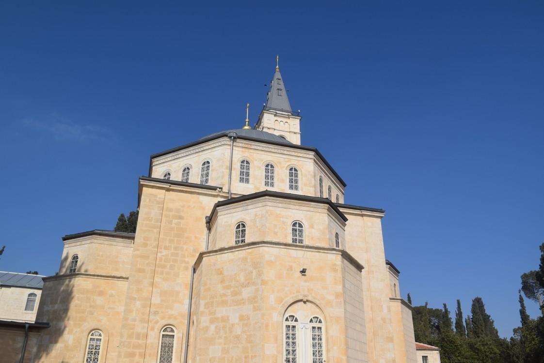 Елеонский Спасо-Вознесенский женский монастырь, Иерусалим - Масличная гора