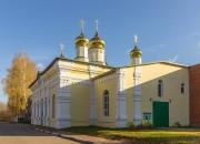 Церковь Воздвижения  Креста Господня - Орехово-Зуево - Орехово-Зуевский район - Московская область
