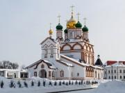 Варницы. Троице-Варницкий монастырь. Собор Сергия Радонежского