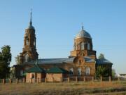 Церковь Афанасия Великого - Солдатское - Острогожский район - Воронежская область