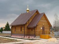 Сходня. Матроны Московской, церковь