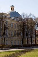 Церковь Филиппа Апостола (Алексия Человека Божия (?)) при Военно-автомобильной школе - Адмиралтейский район - Санкт-Петербург - г. Санкт-Петербург