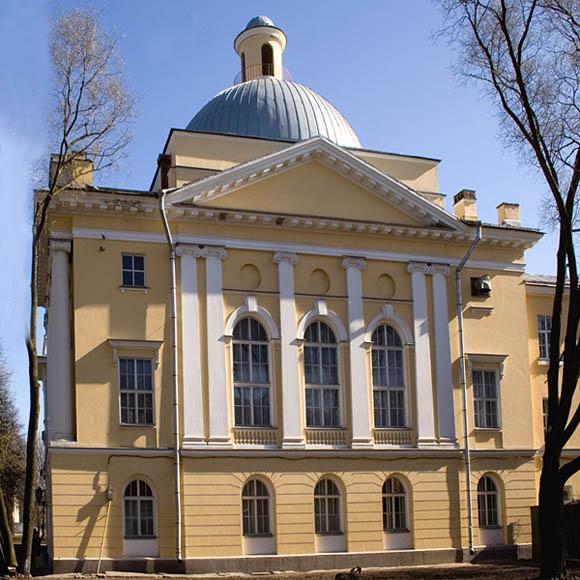 Церковь Филиппа Апостола (Алексия Человека Божия (?)) при Военно-автомобильной школе, Санкт-Петербург